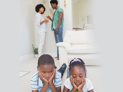 How Keeping Secrets from Your Spouse Impacts Your Child