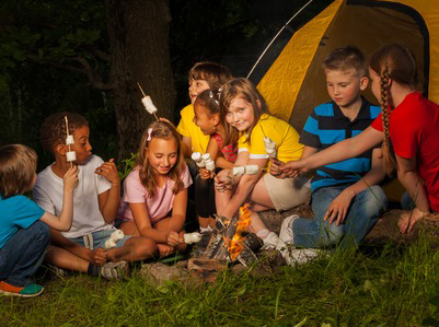 Is My Child Ready For An Over Night Camp?