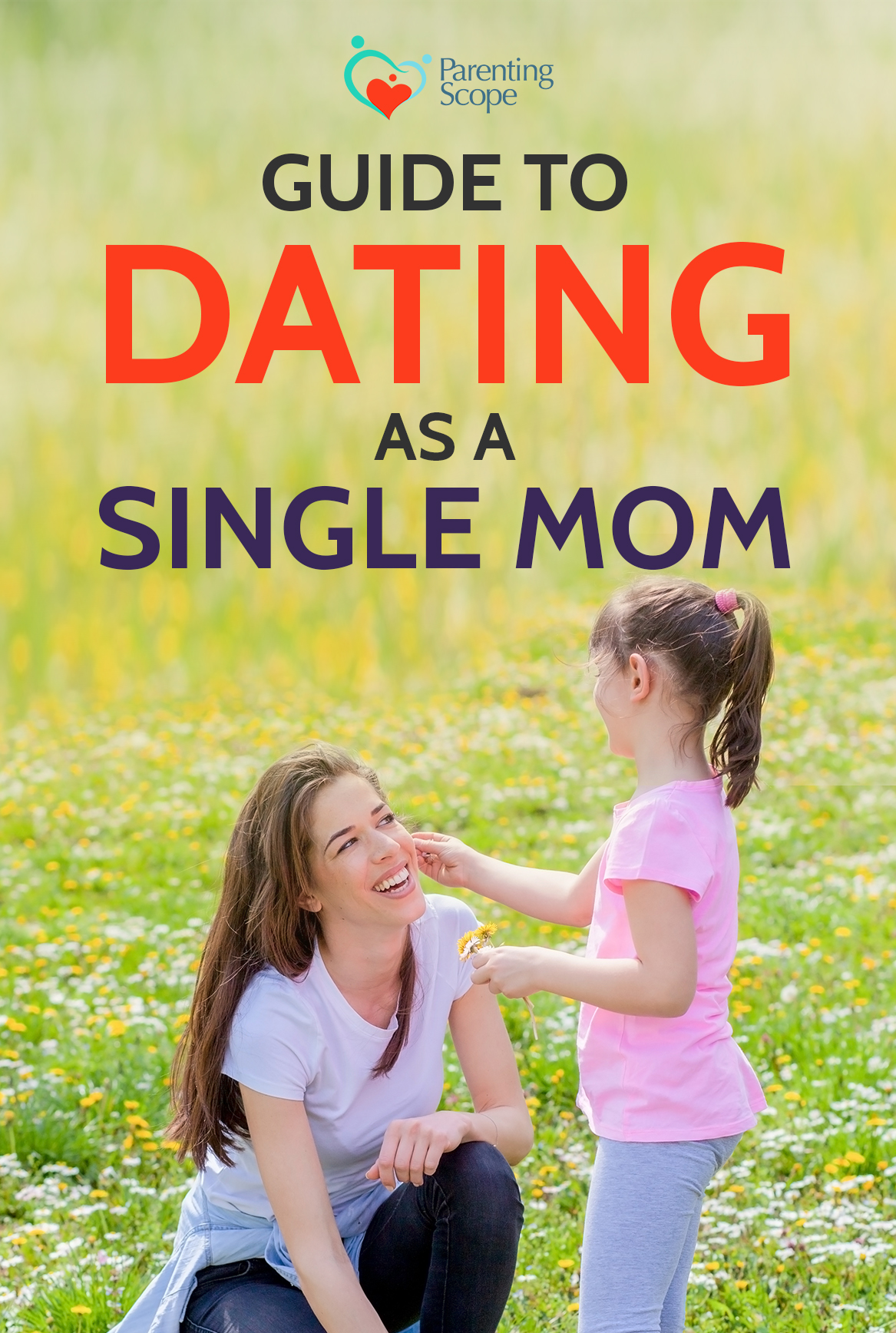 Dating a single mom with a toddler