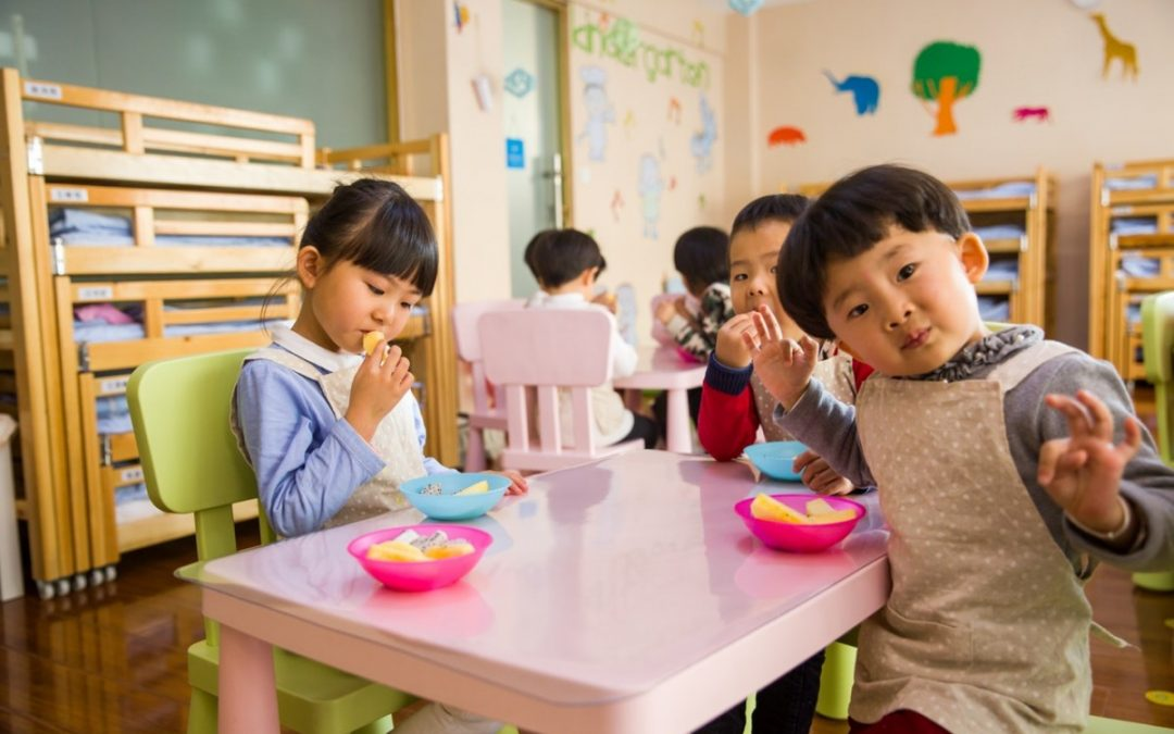 Kindergarten Readiness Skills
